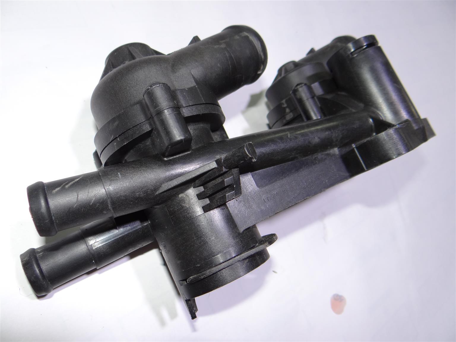 VW 1.4 TSI Coolant Radiator, Regulator and reservoir