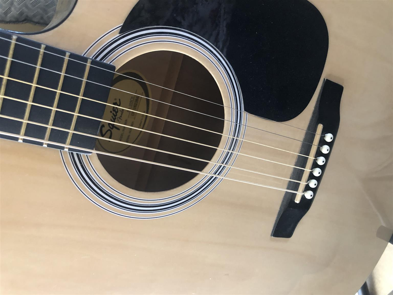 Brand new Fender Acoustic Electric Guitar