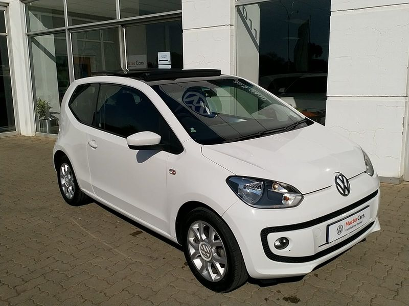 2016 VW up! 3-door