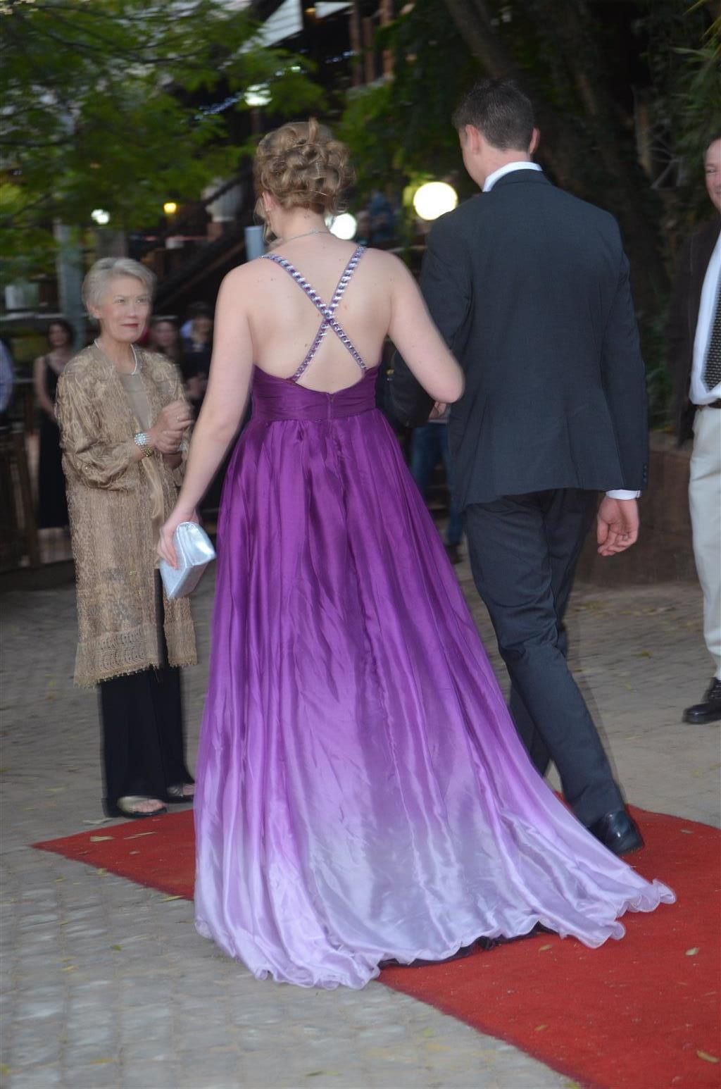 Beautiful Ombre Formal dress