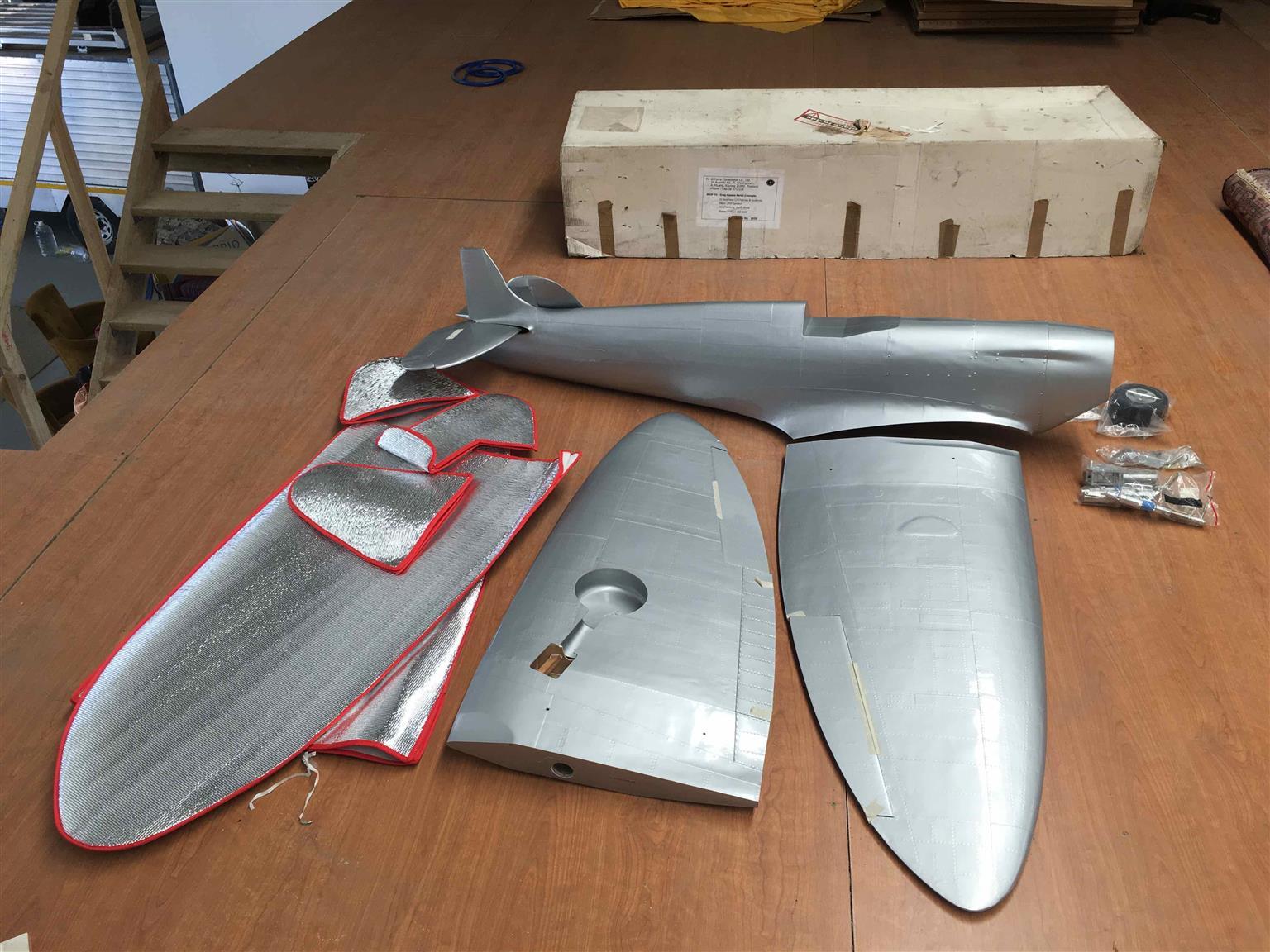 C-ARF 1:4.2 Spitfire Kit