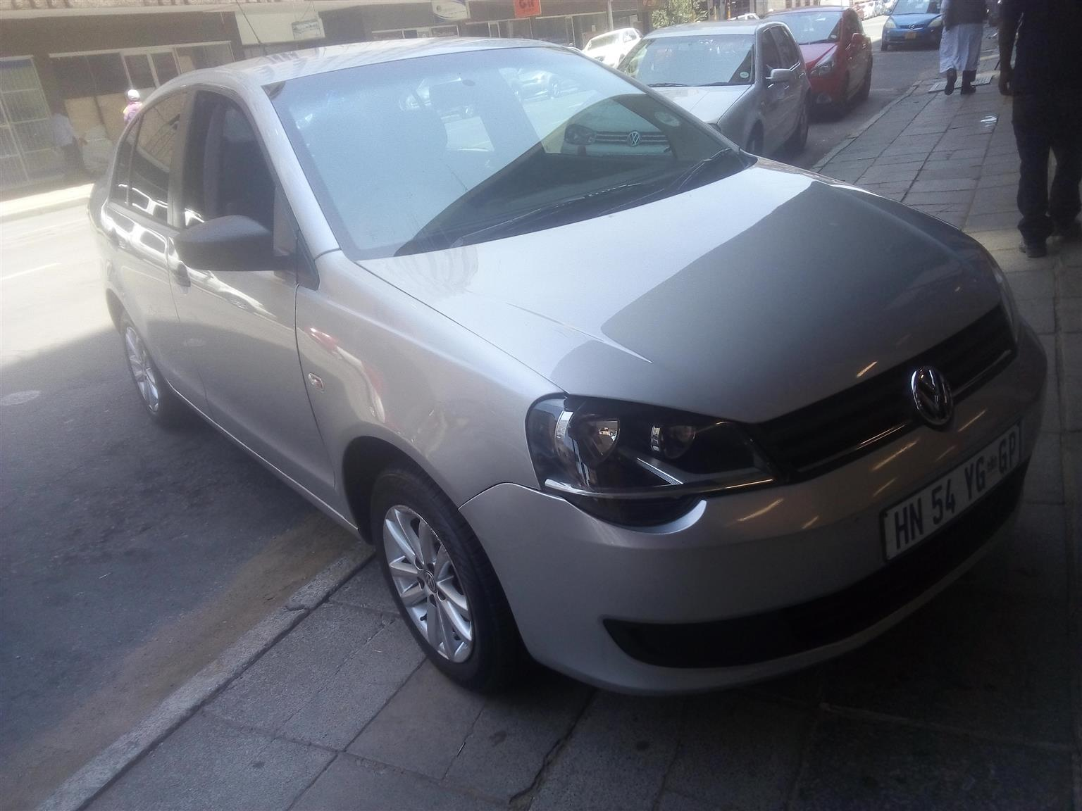 2017 VW Polo Vivo sedan