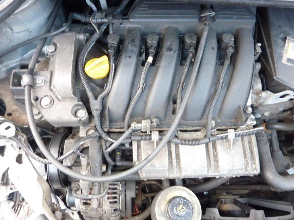 Renault Scenic I 1 6 Engine For Sale Junk Mail