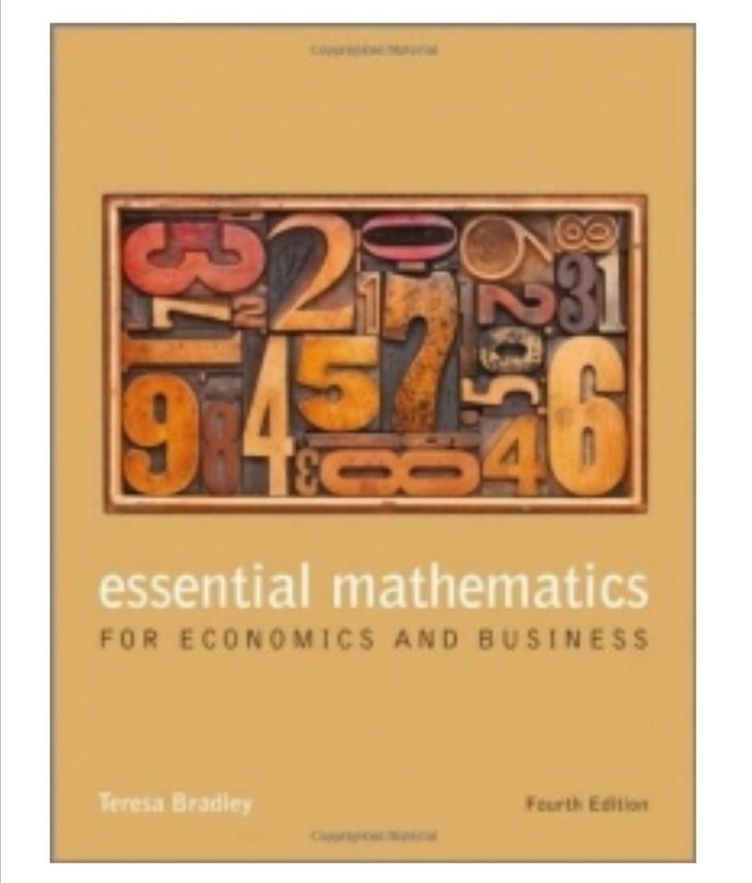 Unisa textbooks: MNB1501, DCS1520, FAC1502