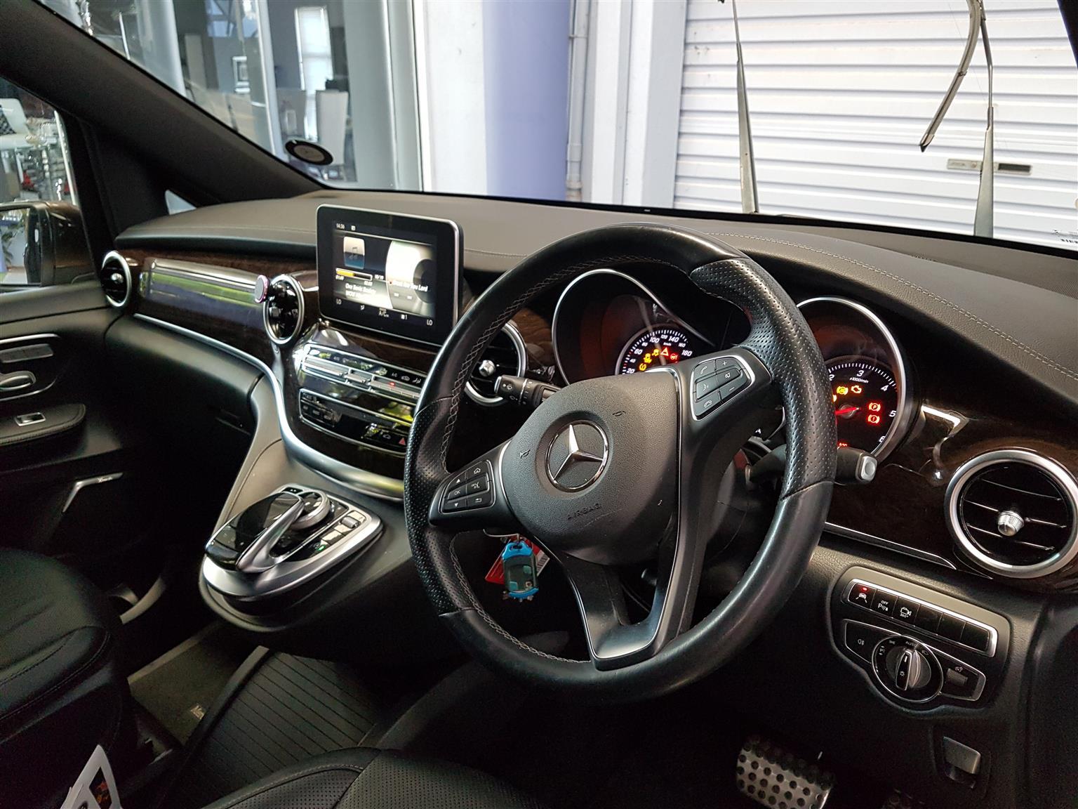 2015 Mercedes Benz V-Class V250d AVANTGARDE A/T