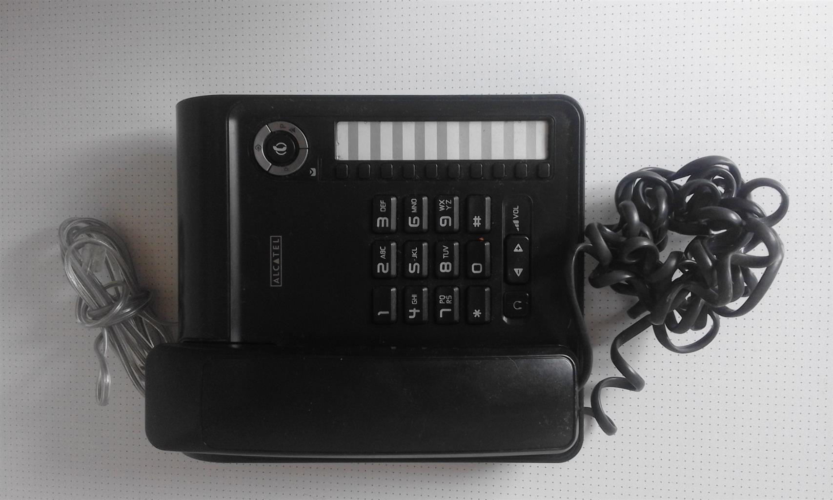 Fixed Line Phones Many to choose from.