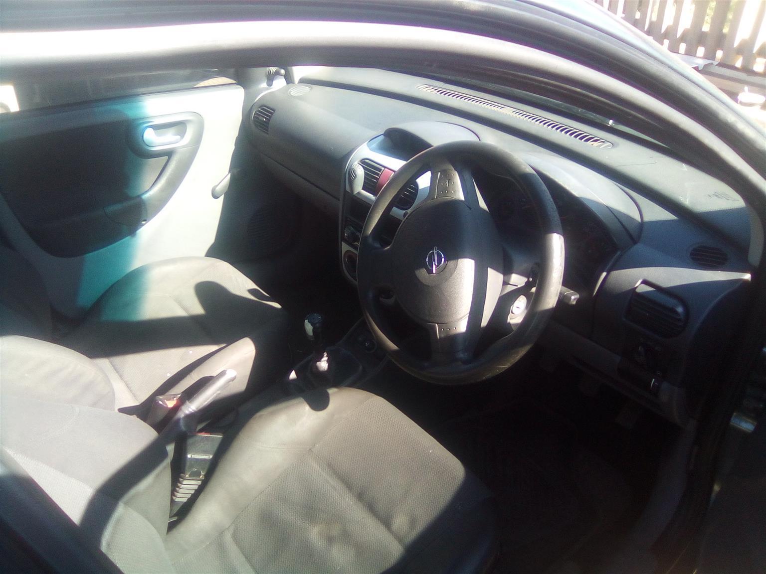 2004 Opel Corsa 1.4 Sport