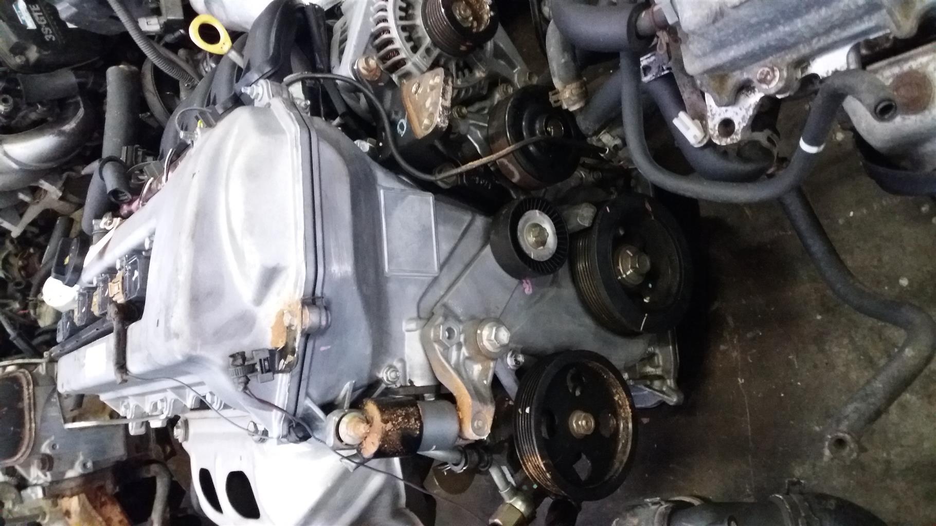 Toyota 1600 16V VVTi Engine  # 3ZZ