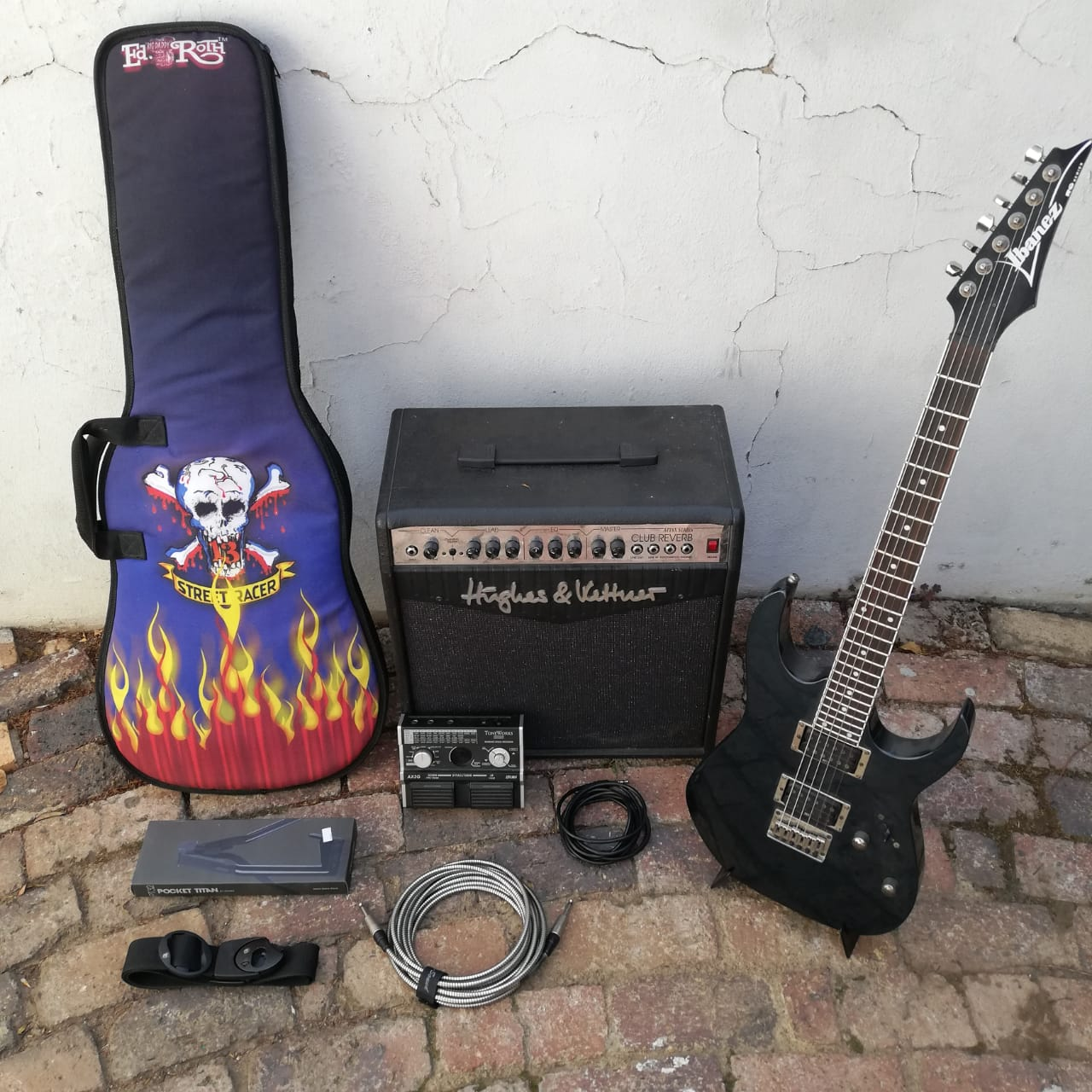 sale or trade intermediate electric guitar amplifier combo junk mail. Black Bedroom Furniture Sets. Home Design Ideas