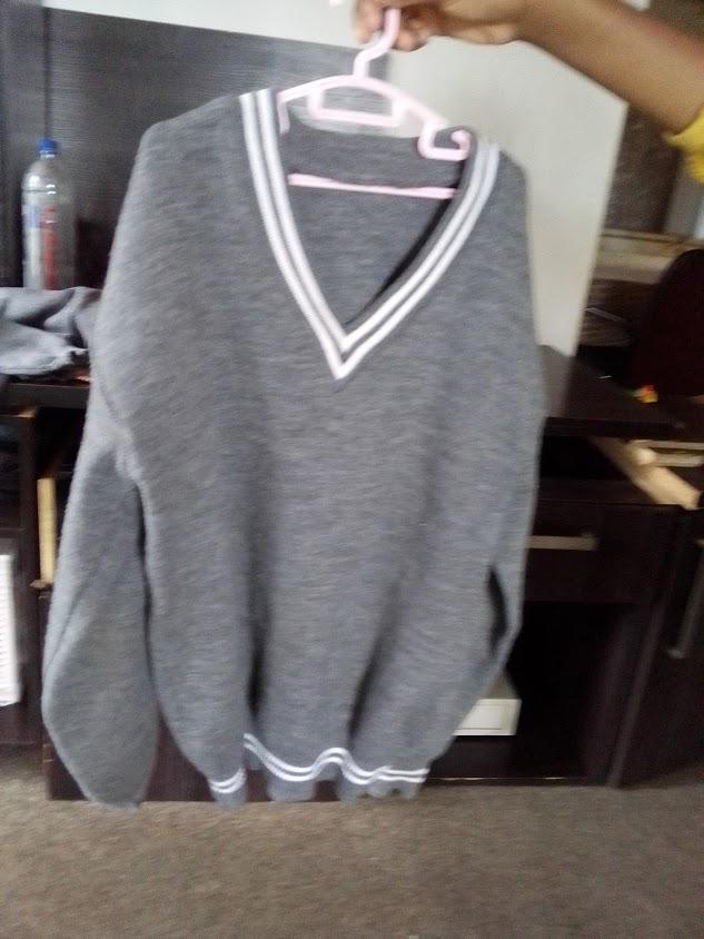 Grey Schoo Uniform