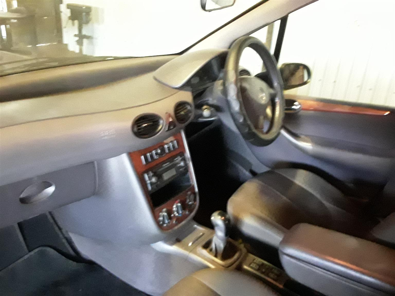 2003 Mercedes Benz 190