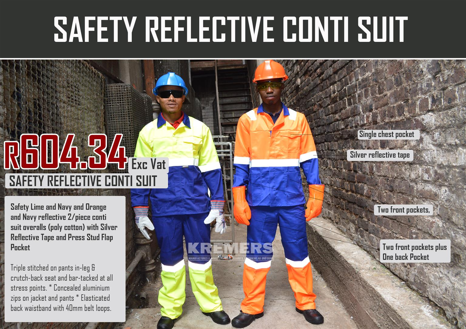 SECURITY AND CONSTRUCTION WORKWEAR