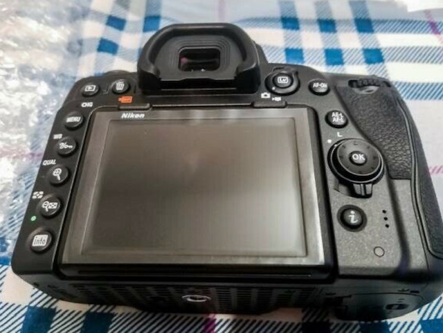 Nikon d780 preowned camera