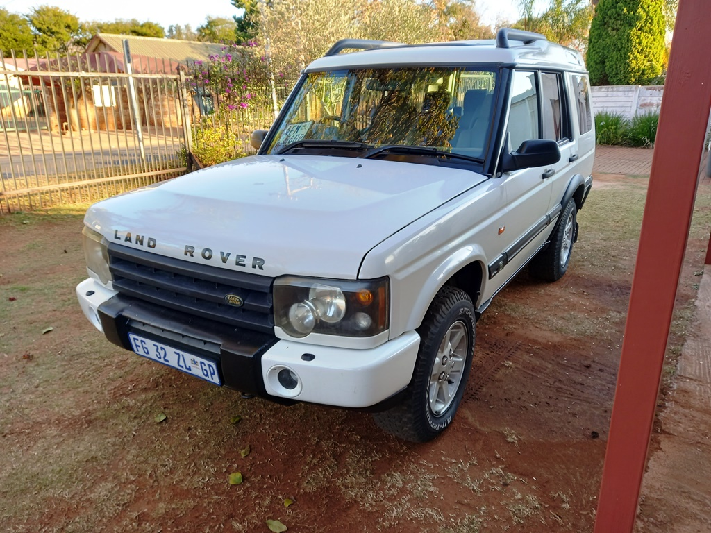 Land Rover Discovery TD5 Auto