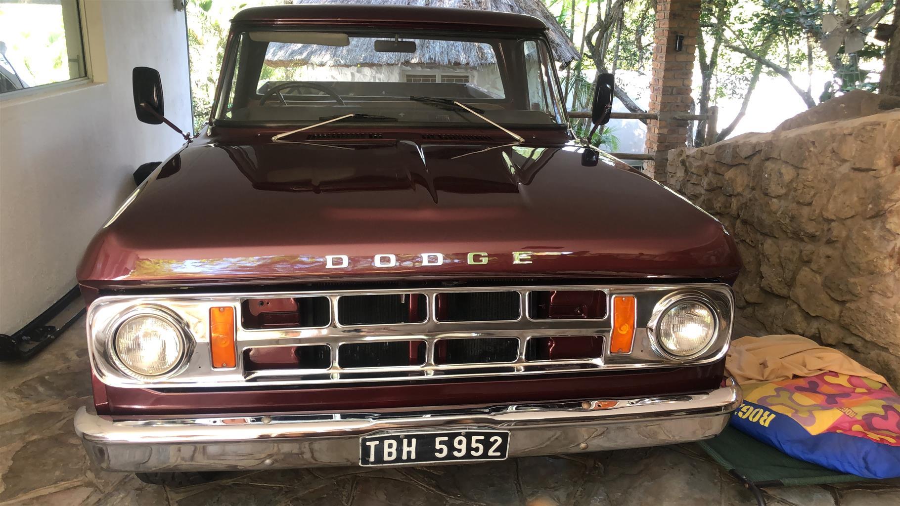 1969 Dodge Uncategorized