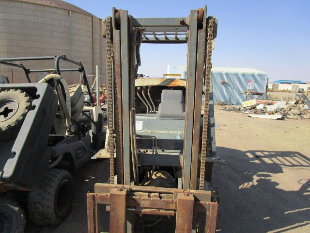Nissan YGL02A30U Forklift - ON AUCTION