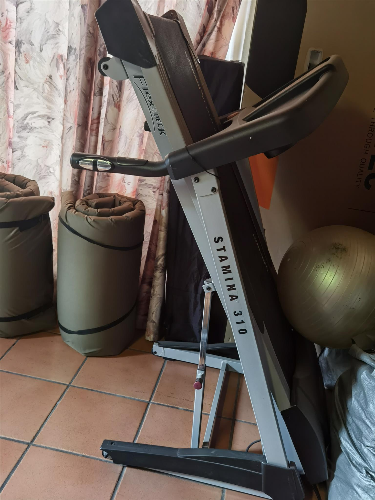 Treadmill Flexadeck Stamina 310