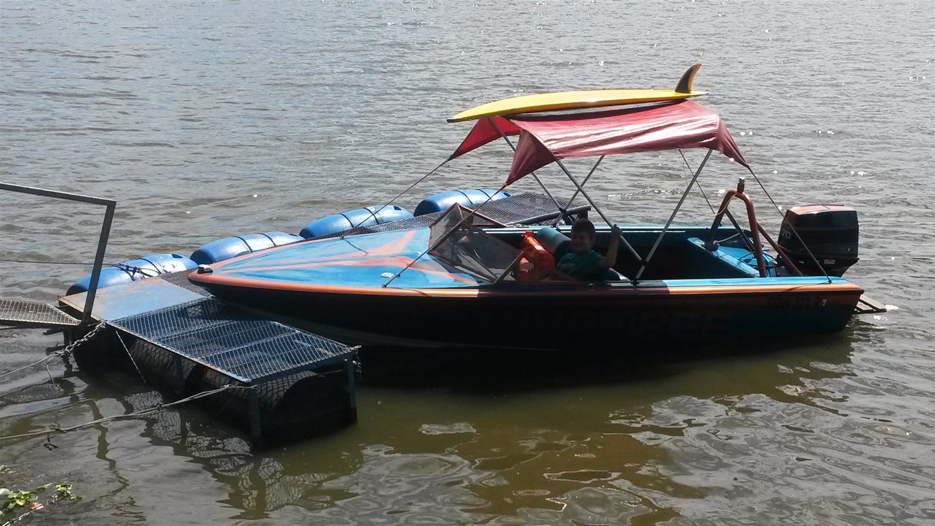 motor boat for sale R26 000