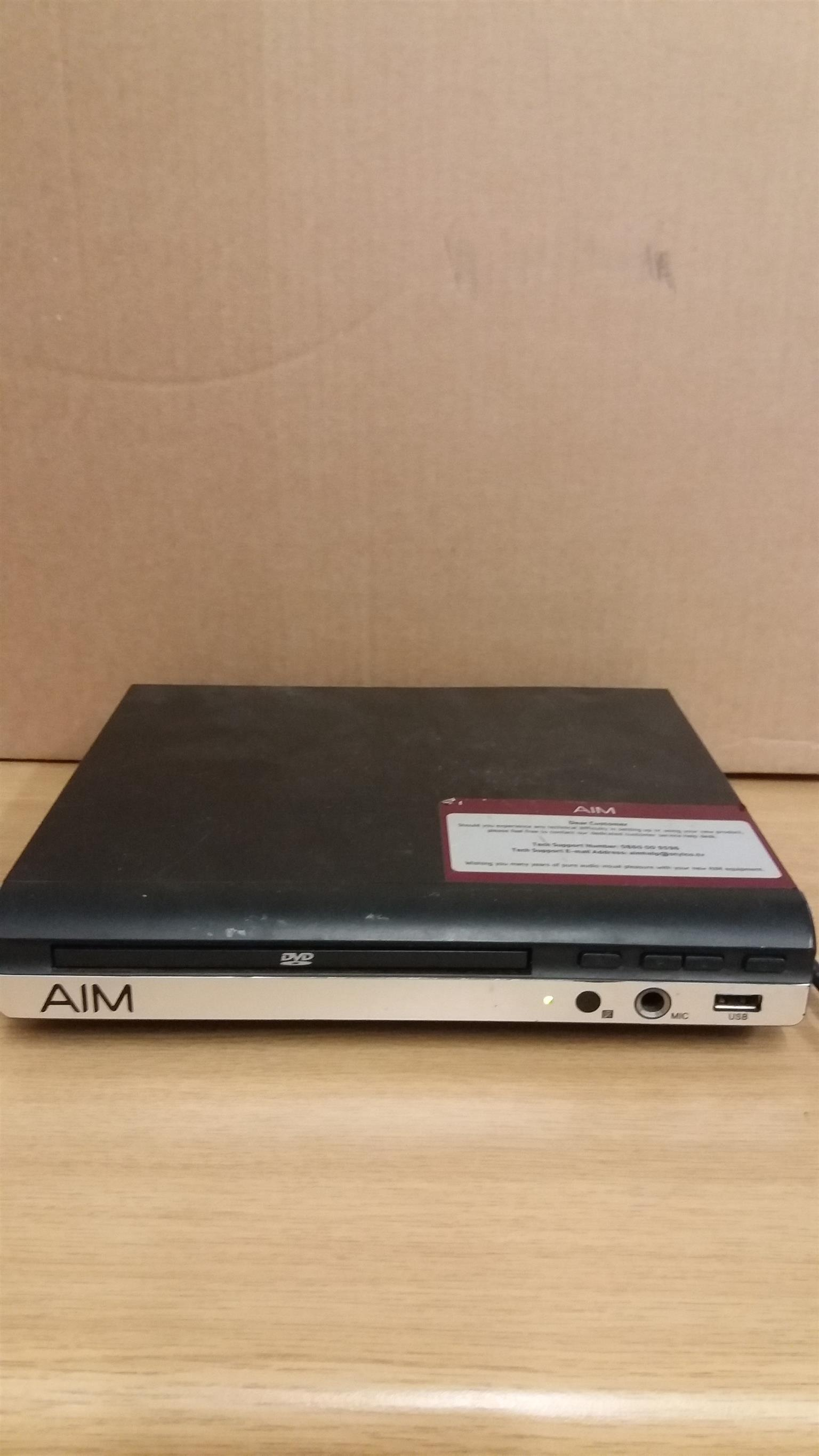 DVD Player's 2nd Hand