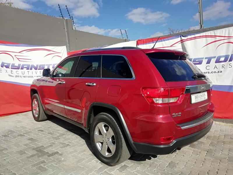 2013 Jeep Grand Cherokee 3.0CRD Limited