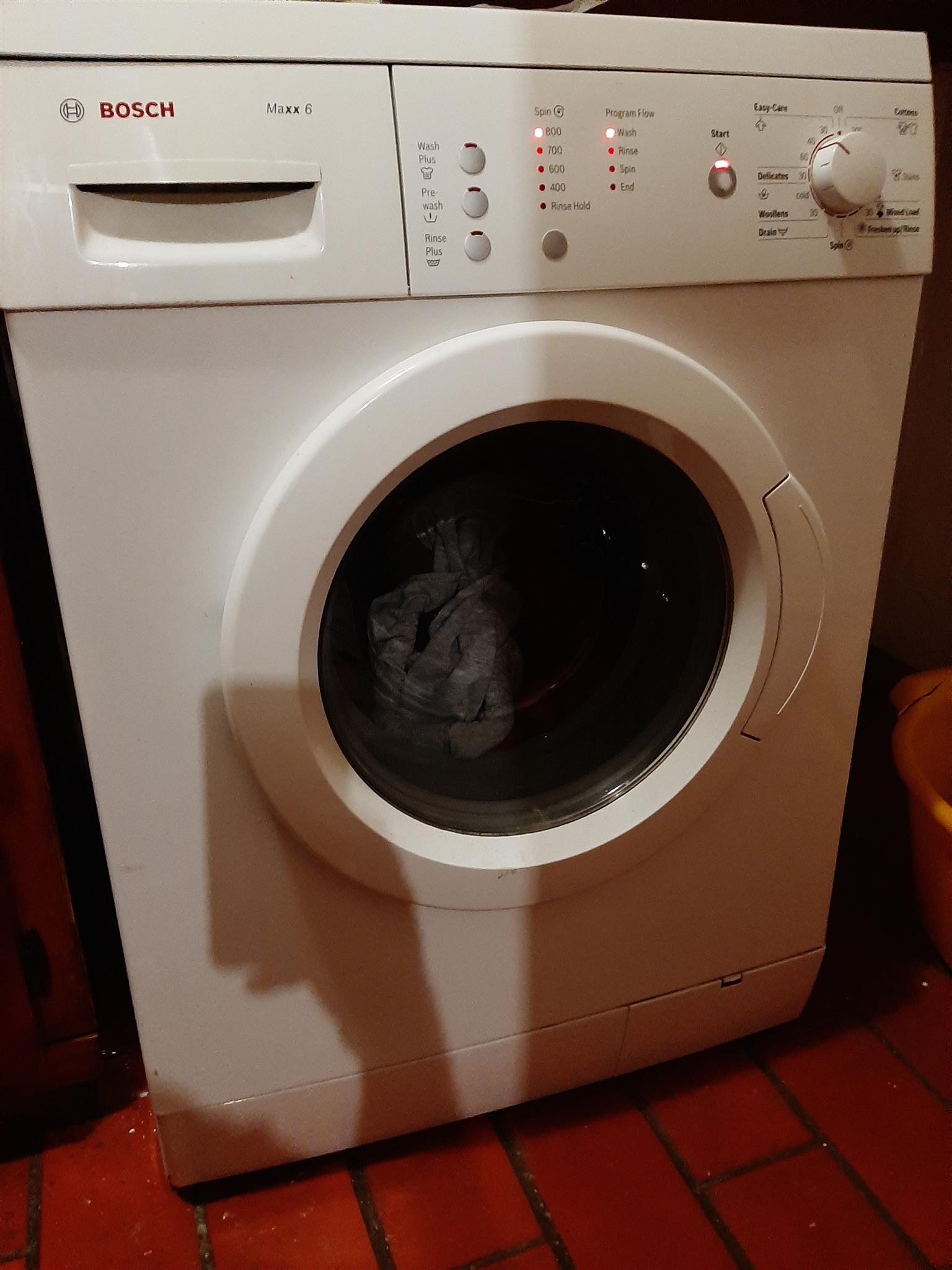 Bosch Maxx 6 automatic washing machine