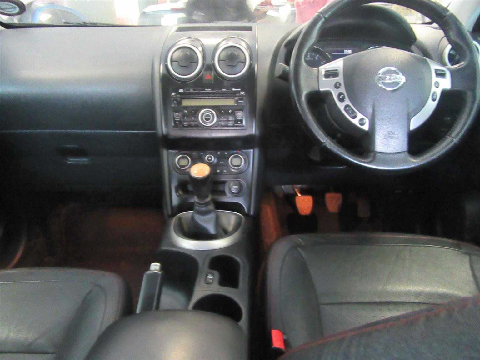 2012 Nissan Qashqai 2.0 n tec