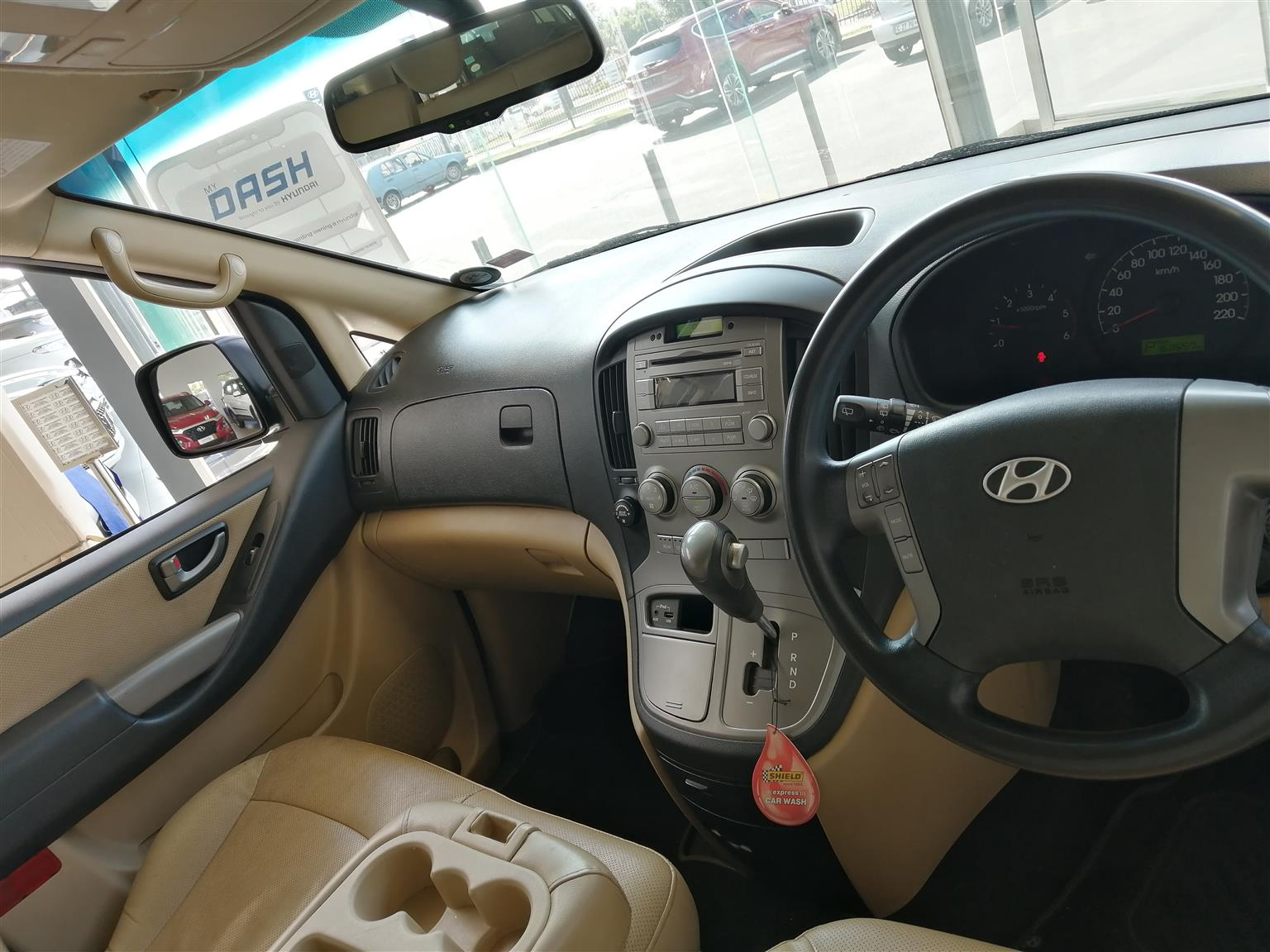 2011 Hyundai H1 H 1 2.5CRDi wagon GLS