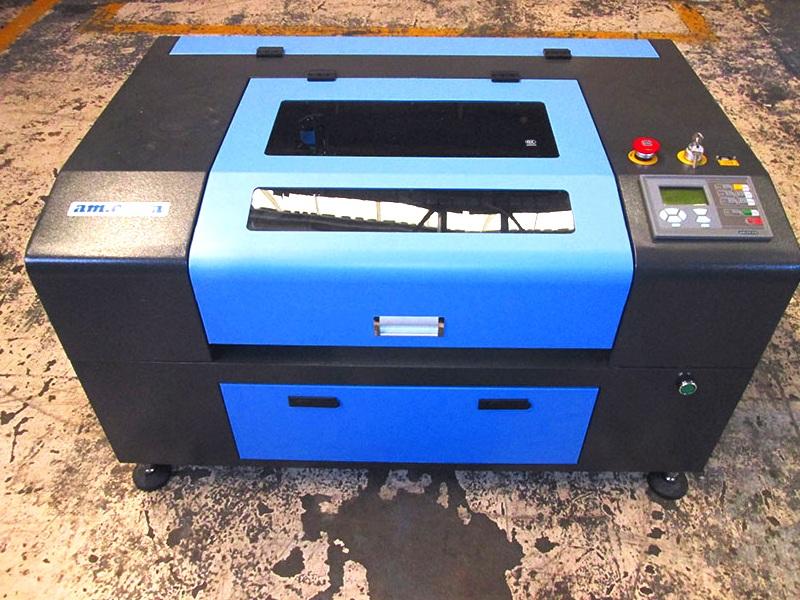 LC2-1610/90 TruCUT Performance Range 1600x1000mm Cabinet, Conveyor Table Laser Cutting