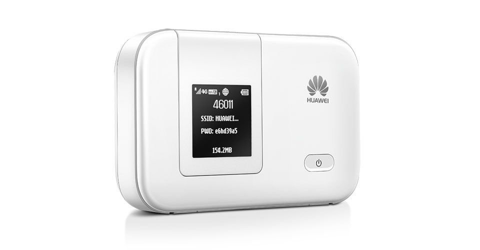 Huawei E5372 LTE Mobile WiFi Router - brand new and sealed in the box