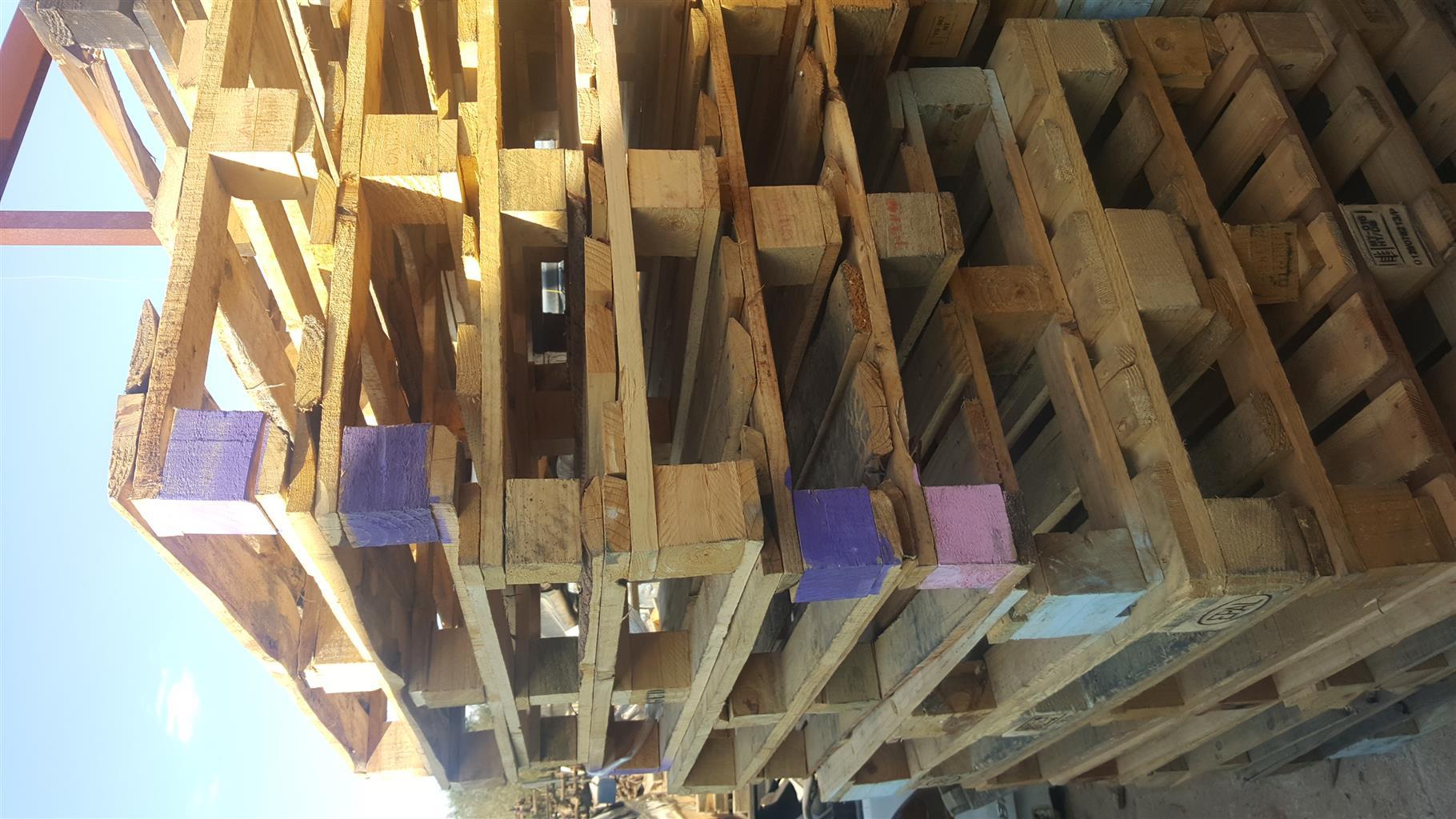 Refurbished Pallets