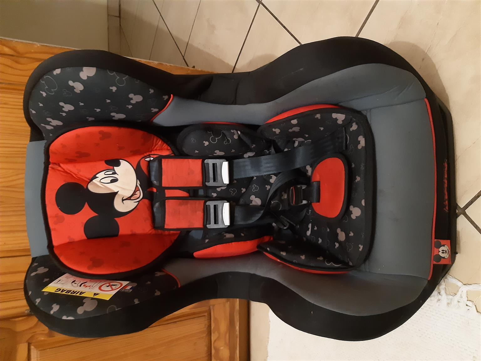 Disney Car seat for sale
