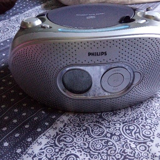 Phillips single cd player for sale
