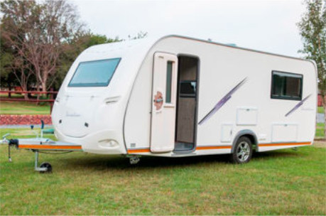 Caravan Mover. All Terrain Caddy will ensure you can move a caravan or trailer with ease.