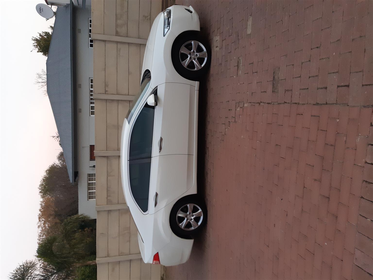 2012 Honda Accord 2.0 Executive automatic