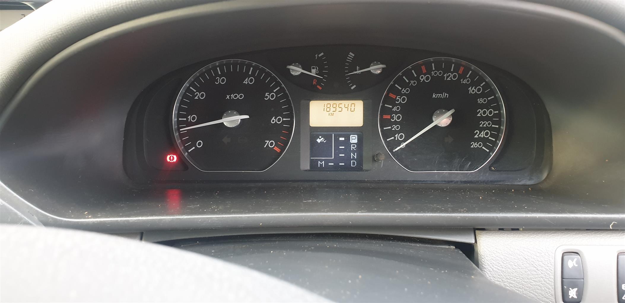 2003 Renault Laguna 3.0 Privilege