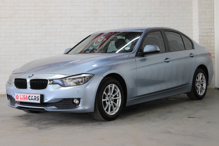 2012 BMW 3 Series 320d Dynamic Edition steptronic