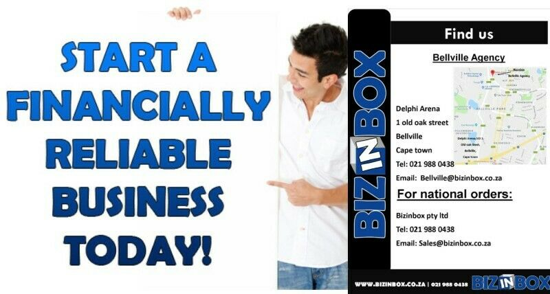 Start your own business only R8616 and you can work from home NO royalty NO franchise fee