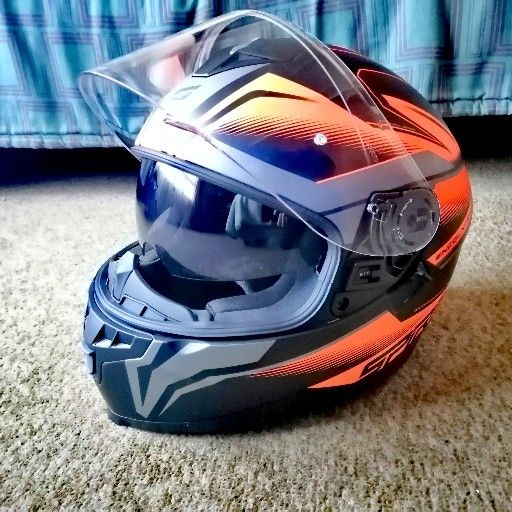 Motorcycle Gear Helmets