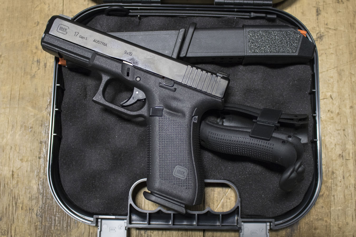 Glock 17 gen 3 value
