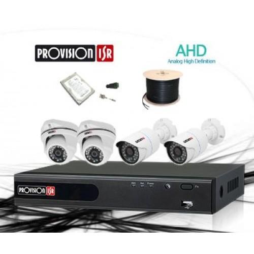 Provision CCTV & IP Systems