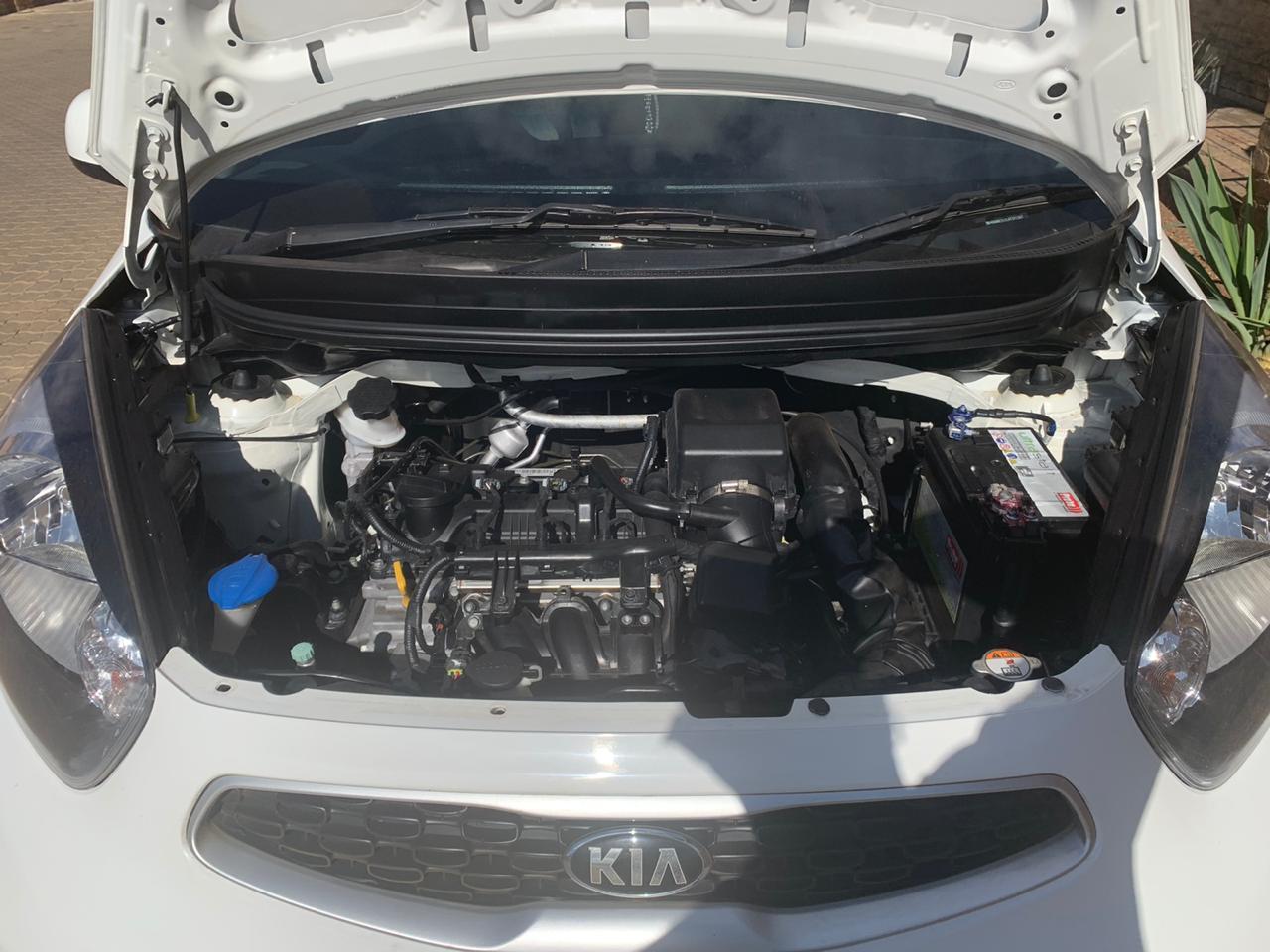 2017 Kia Picanto 1.0 LS
