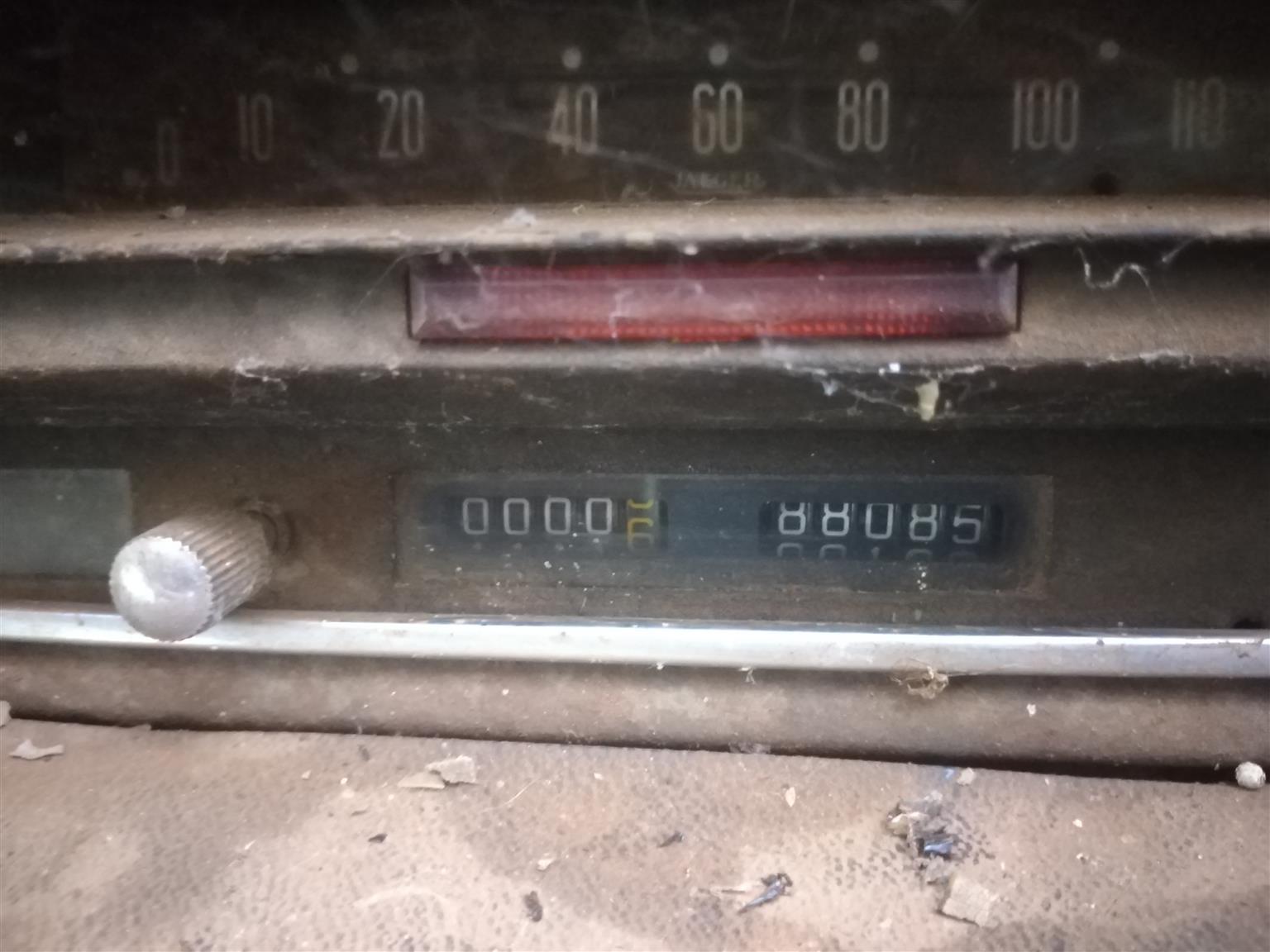1968 Citroen DS