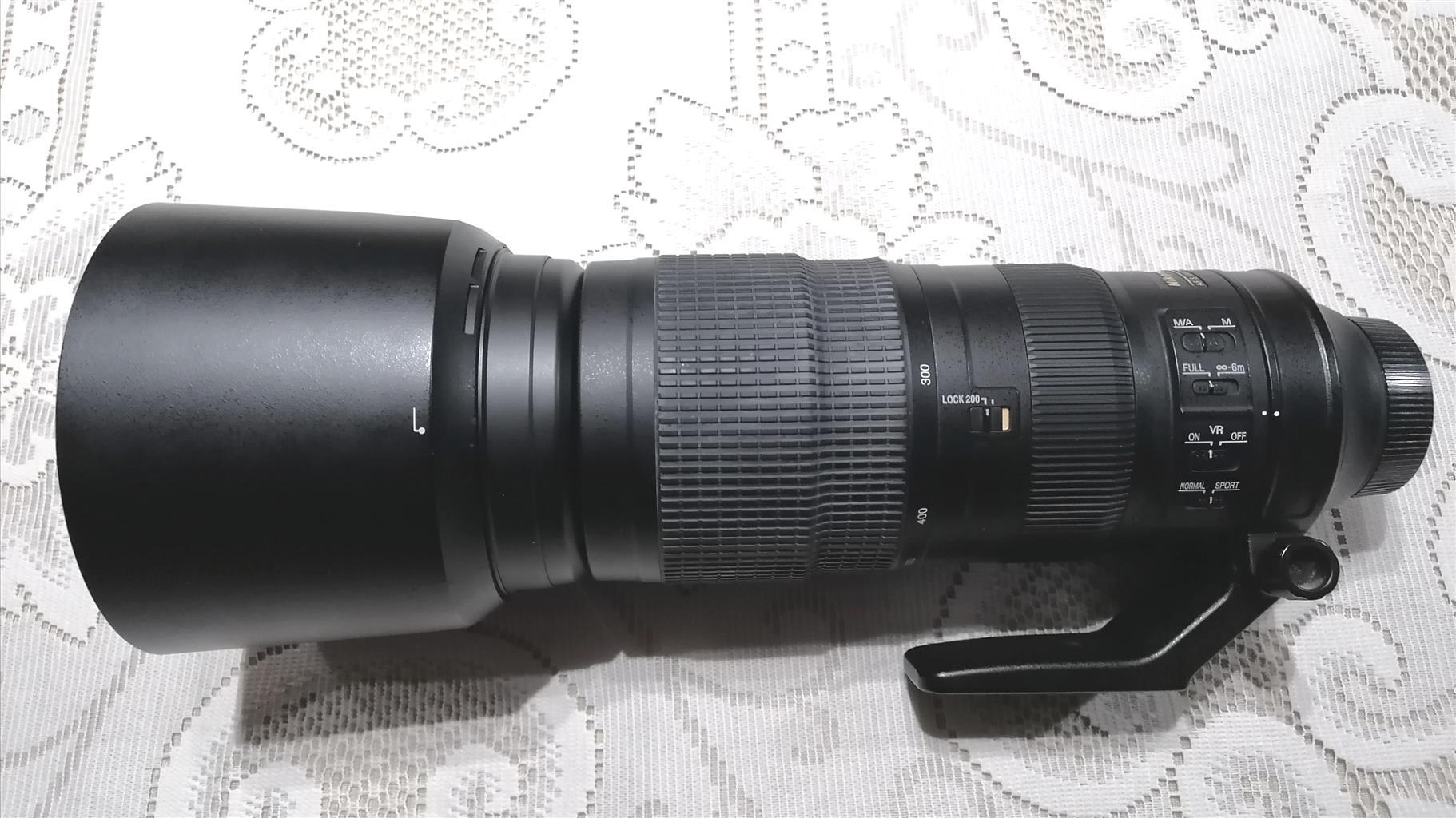 Nikon 200-500 f5.6 lens.
