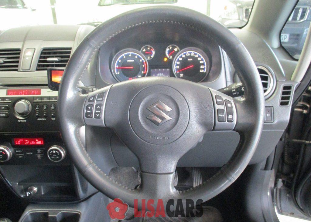 2010 Suzuki SX4 2.0