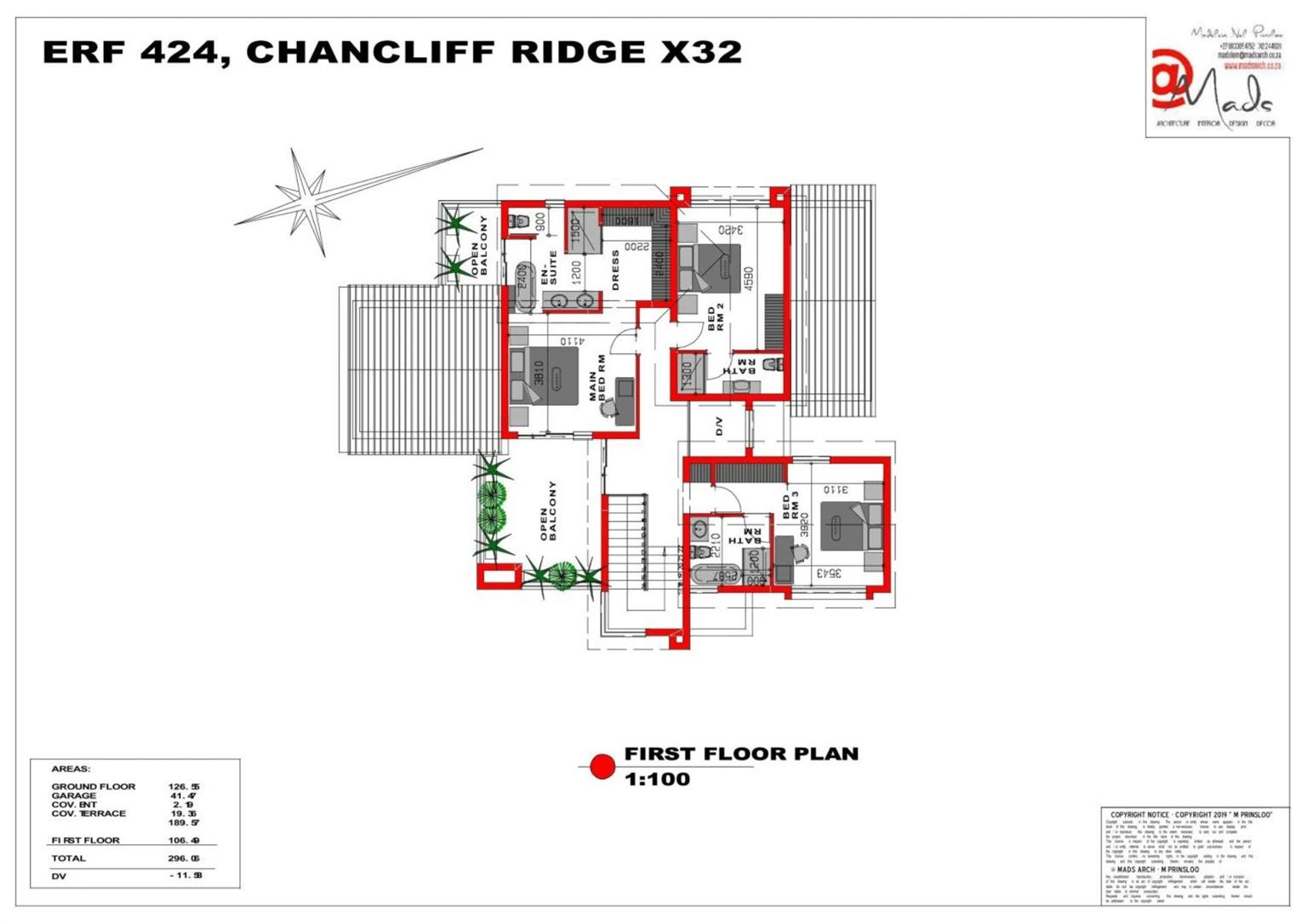House For Sale in Chancliff Ridge