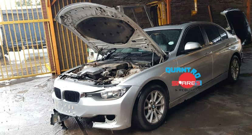 bmw 3' f30 320i n20 stripping for spares