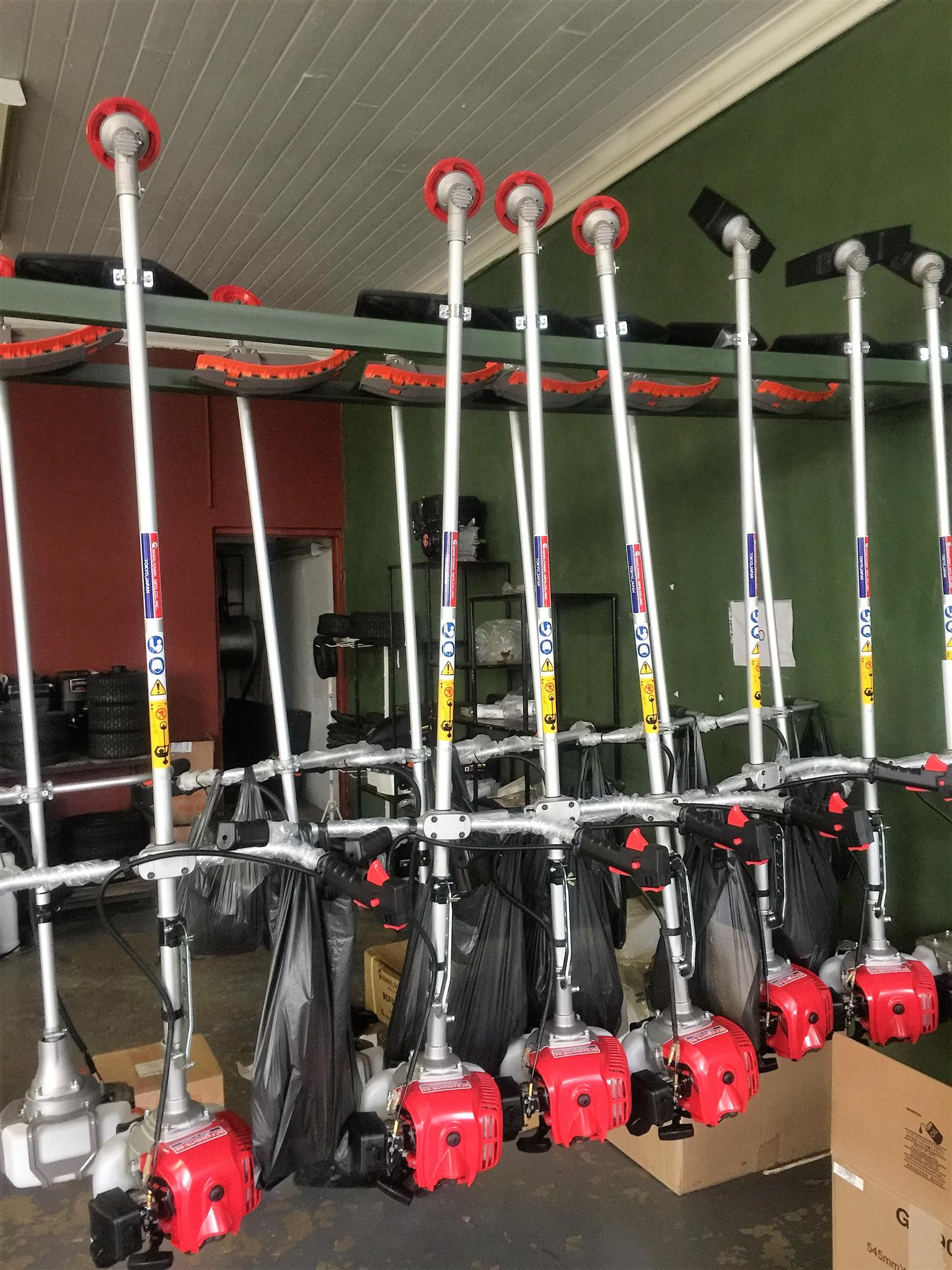 brush cutter clearance sales