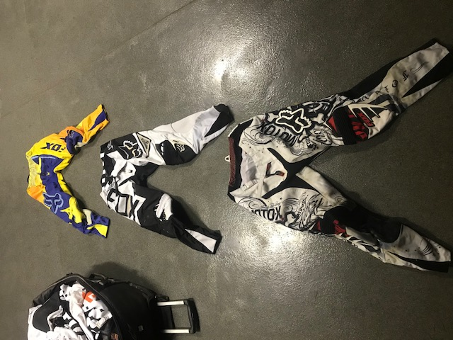 MX Riding gear