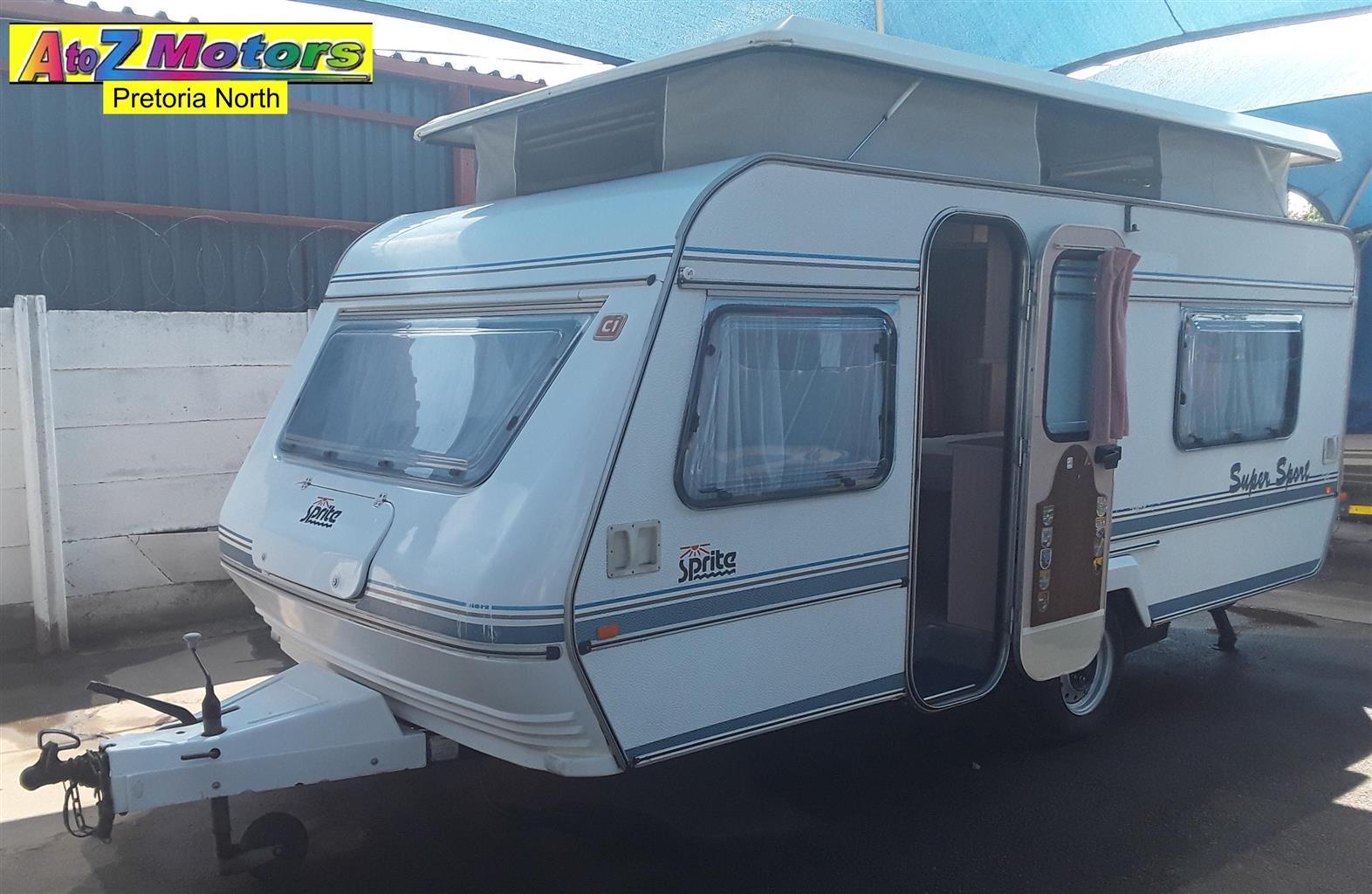 1992 Sprite Super Sport Caravan