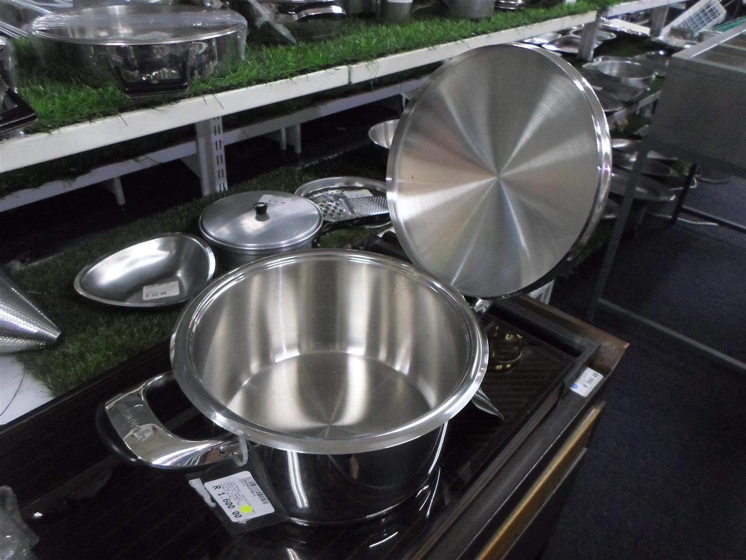 Le Morgan Gourmet 24cm Pot